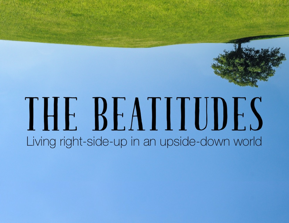 The Beatitudes: the Teacher & the Blessing