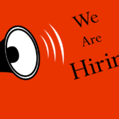 We Are Hiring! Kids and Youth Job Postings