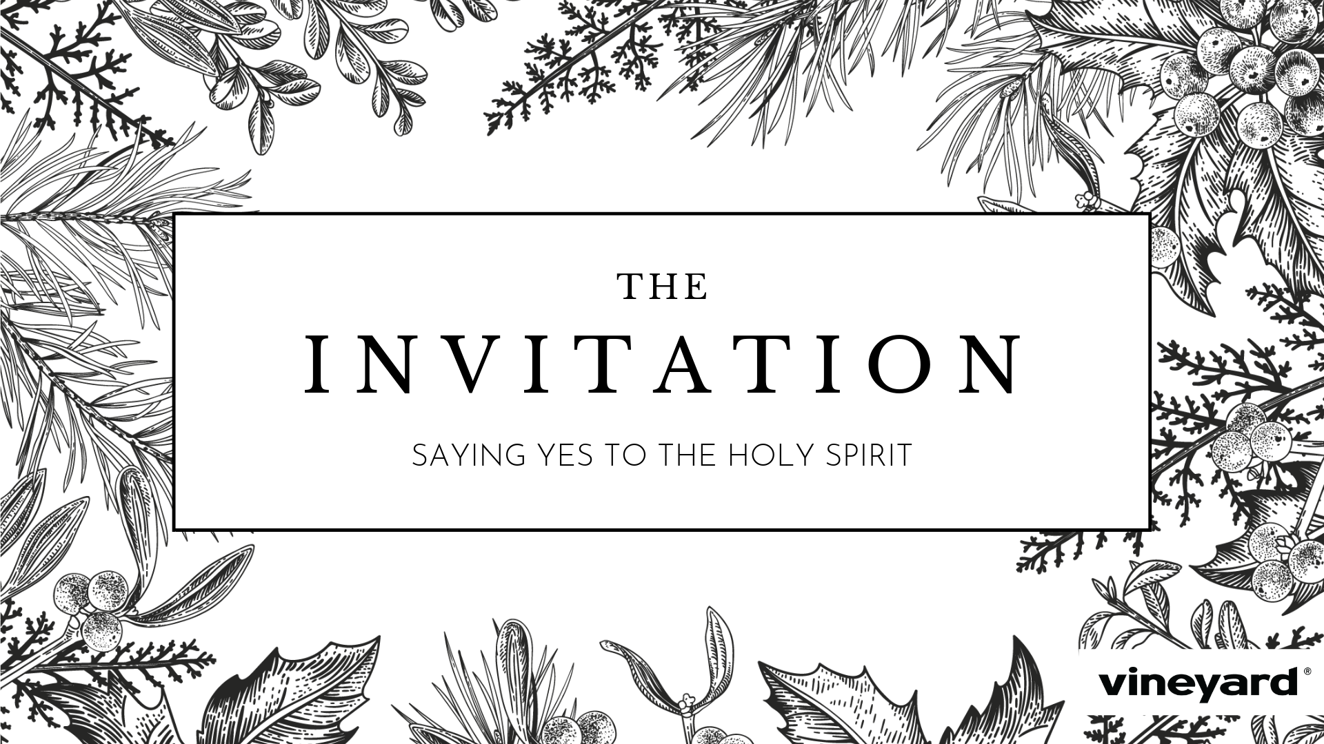 The Invitation: Mary's Love