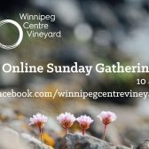 Online Sunday Gatherings