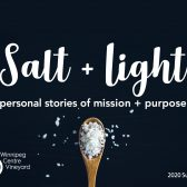 Summer Series: Salt + Light