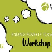 Ending Poverty Together Workshop