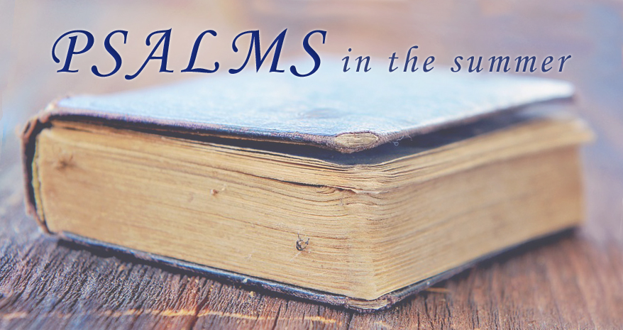 Psalms – There's a Psalm for That!