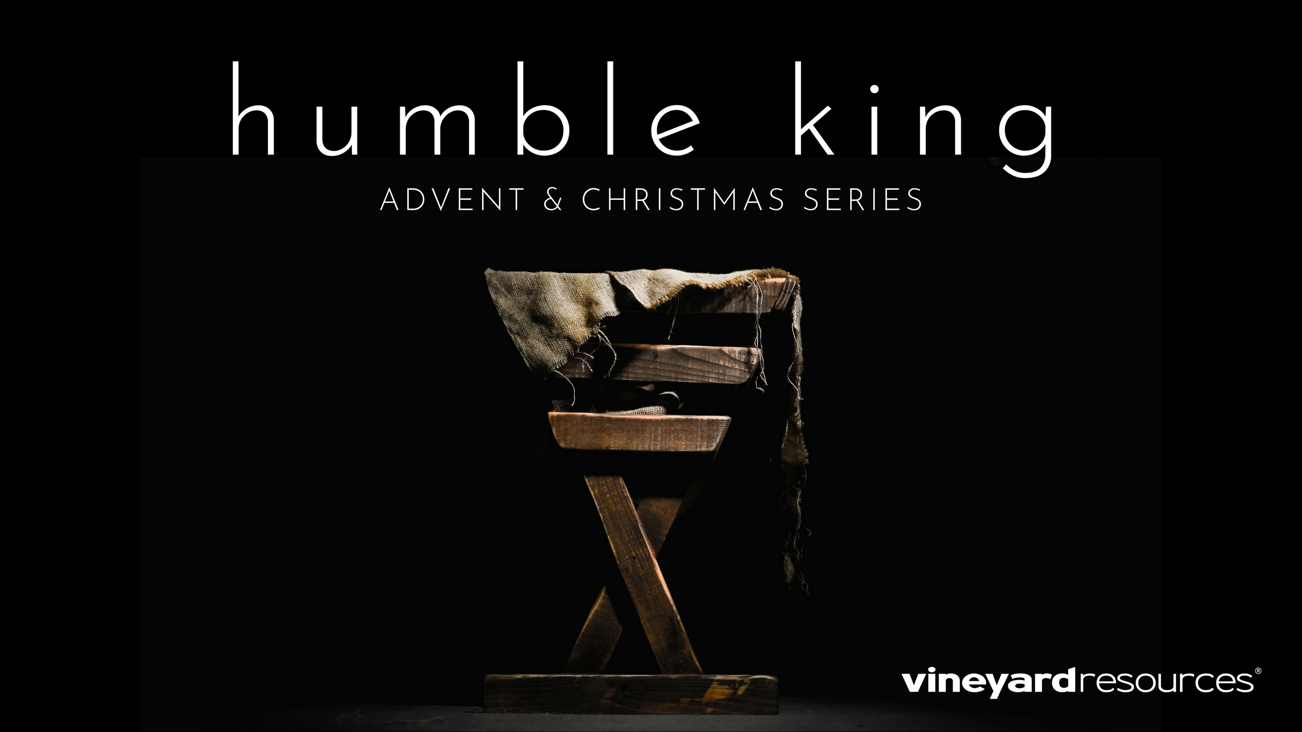 The Humble King (Intro to Advent)