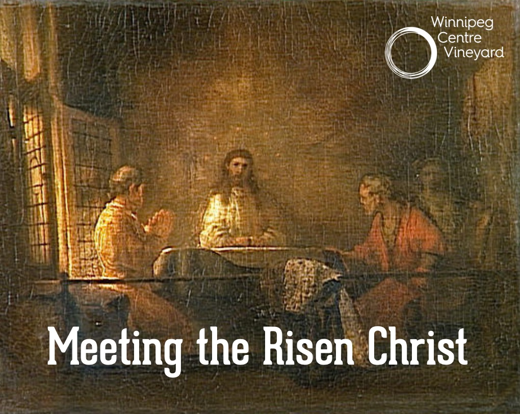 Meeting the Risen Christ: Mary at the Tomb