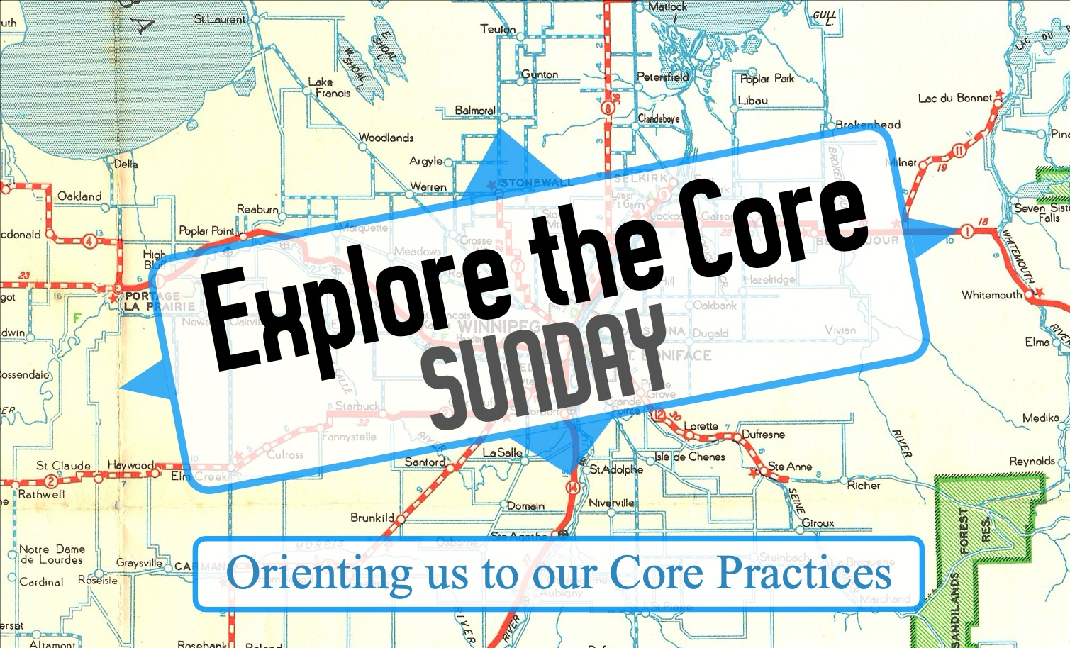 Explore the Core – Living Out our Core Practices : Generosity